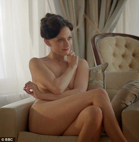 Think Critically Like Sherlock: Lara Pulver nude in Sherlock BBC
