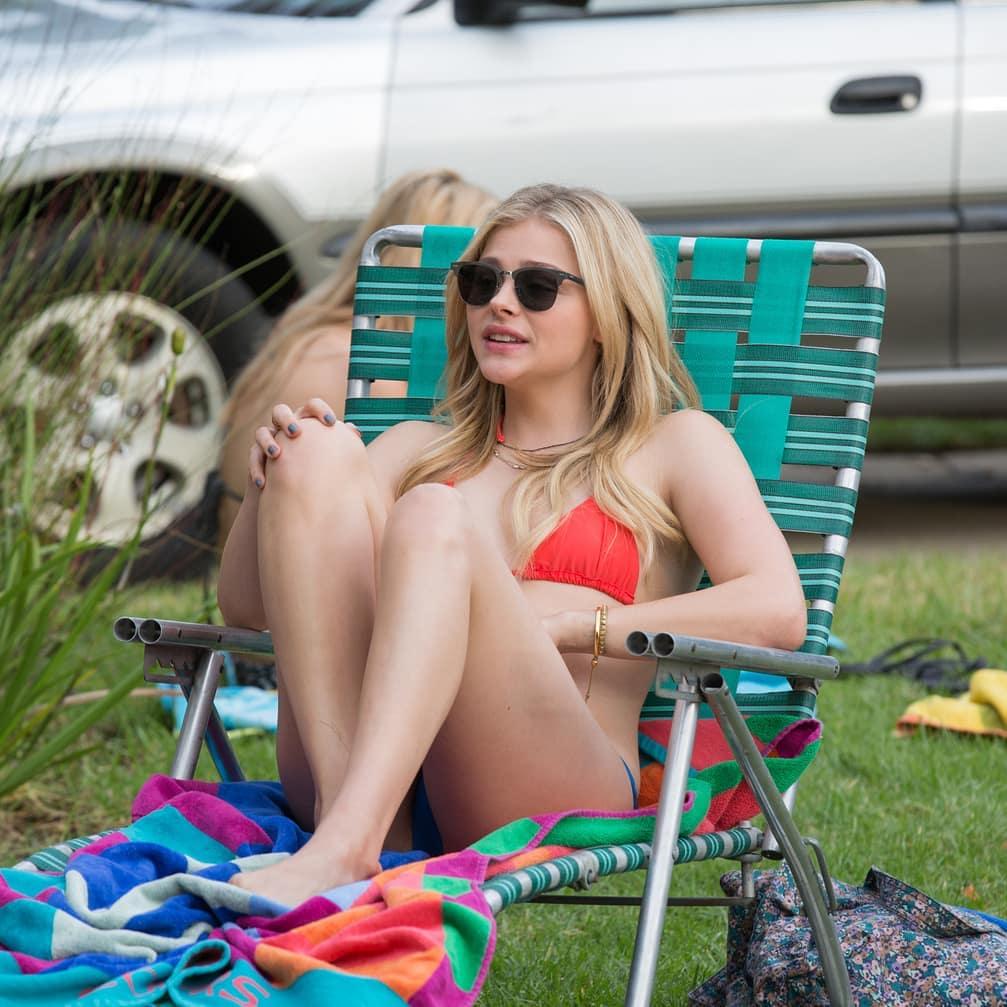 Chloe Moretz Hot (33+)