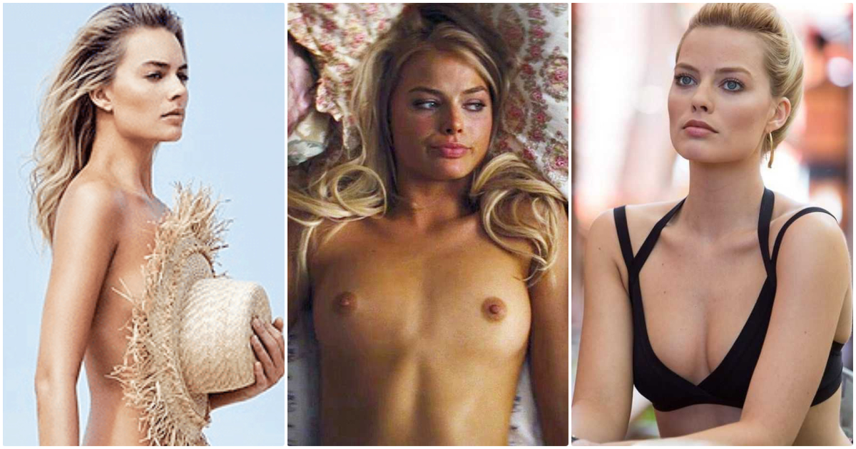 42 Nude Pictures of Margot Robbie Which Demonstrate She Is ...