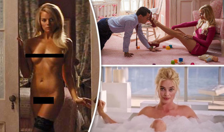 Margot Robbie's sexiest moments: From naked bathing to THAT ...