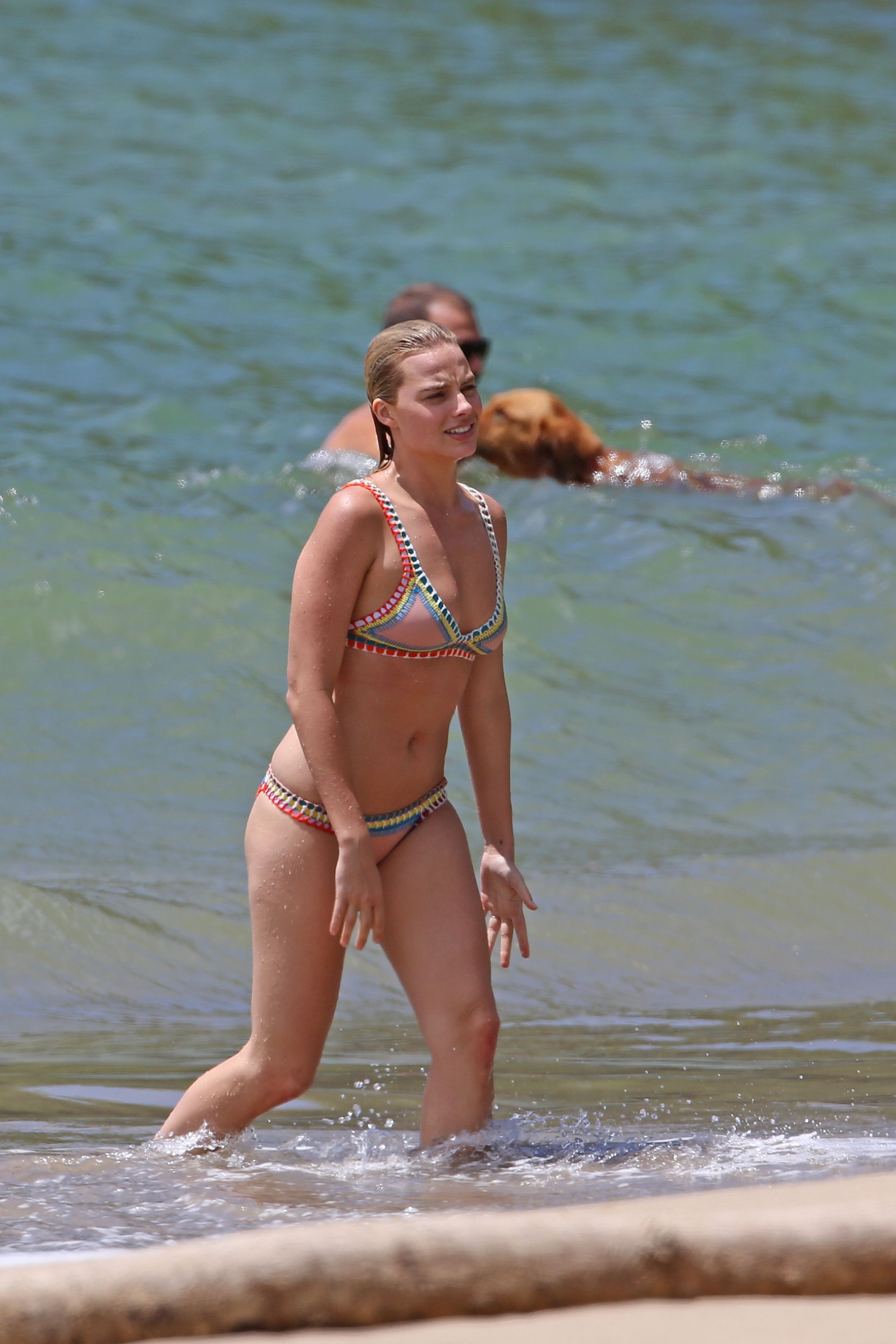 Margot Robbie sexy – The Fappening Leaked Photos 2015-2020
