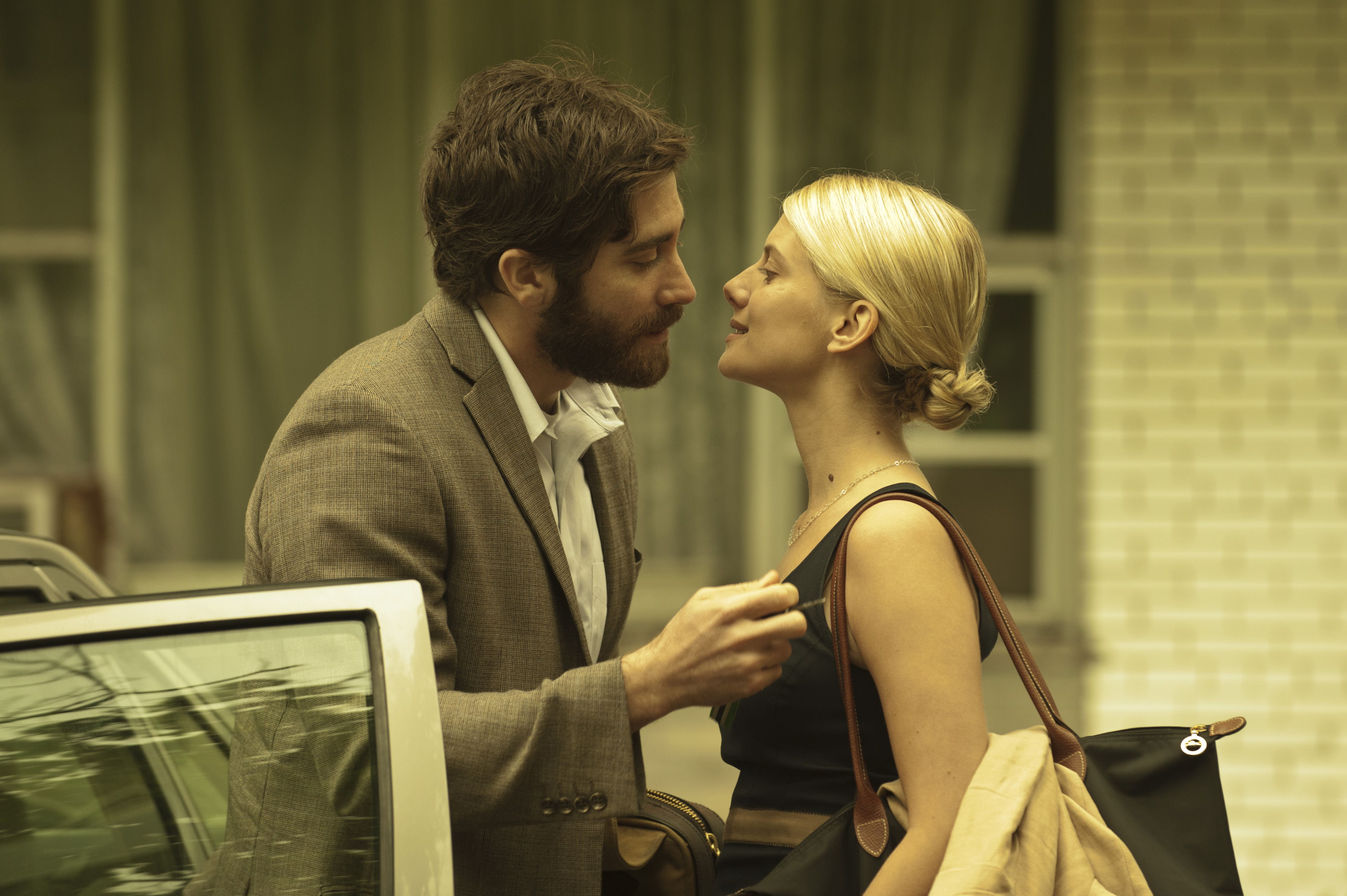Mélanie Laurent and Jake Gyllenhaal in