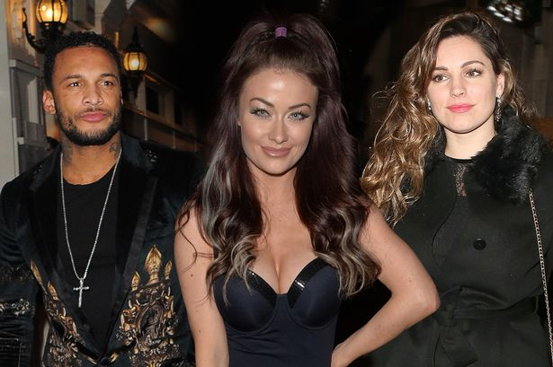 Jess Impiazzi 'kicked out' of rival Kelly Brook's London bar ...