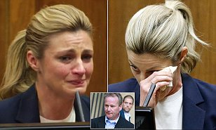 Erin Andrews vomited when FBI forced her to watch nude video her ...
