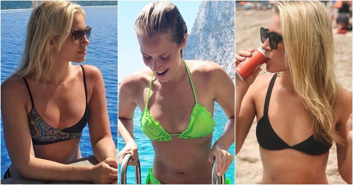 Swimwear Kristine Leahy Nude Images