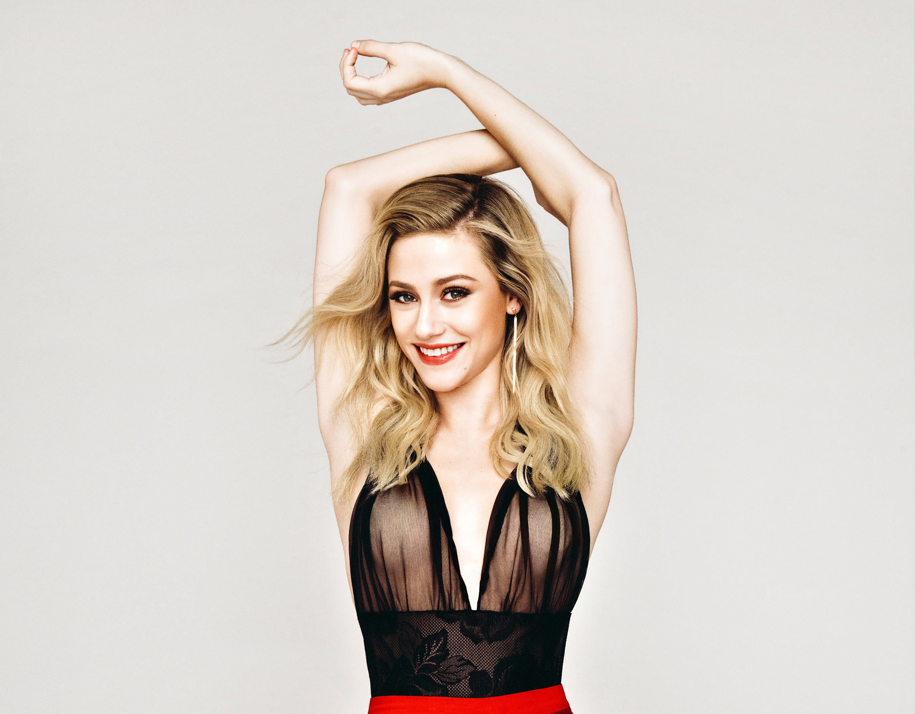 Lili Reinhart, Hot, 4K HD wallpaper | Wallpaper Flare
