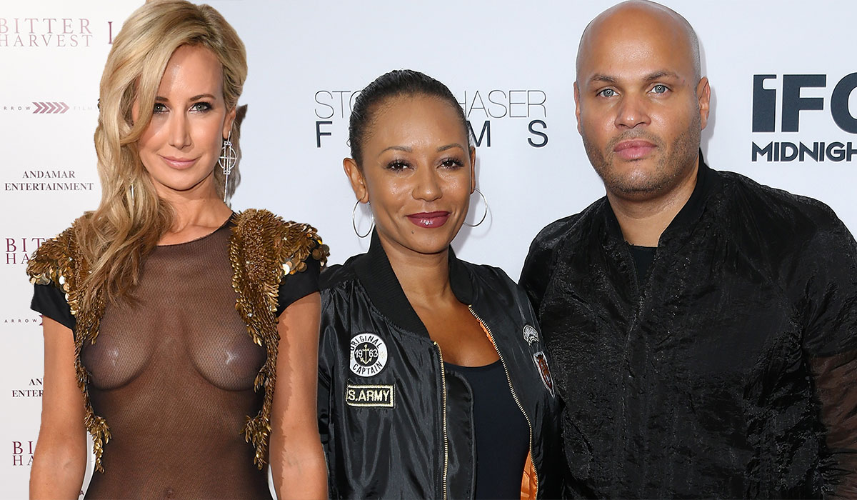 Lady Victoria Hervey Worried Stephen Belafonte Has Threesome Sex Tape