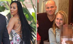 Stephen Belafonte BARRED from distributing Mel B sex tapes | Daily ...