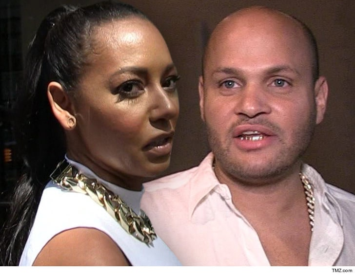 Mel B Fears Her Kids Will Be Exposed to Sex Tapes with Stephen ...