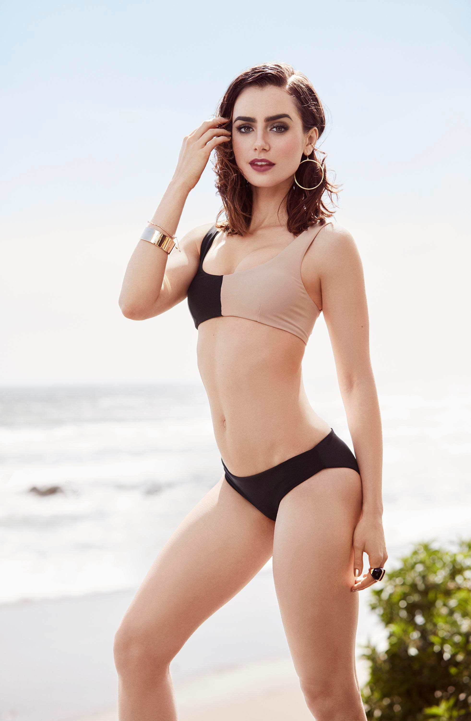 61 Hot Pictures Of Lily Collins Are Like A Slice Of Heaven ...