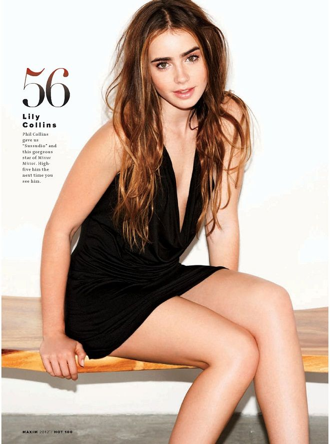 Pin on Lily Collins