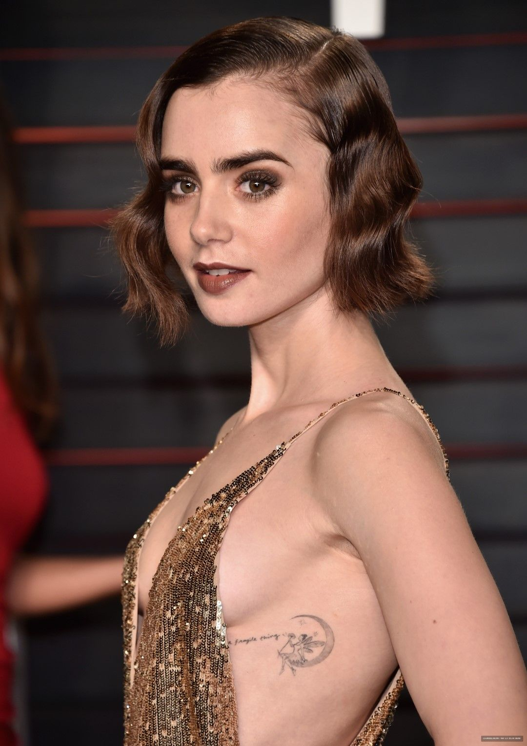 Gorgeous Lily Collins New Stylish Photos And Hot HD ...