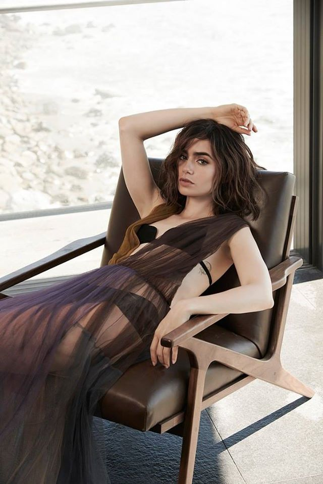15 Lily Collins hot pictures ranked