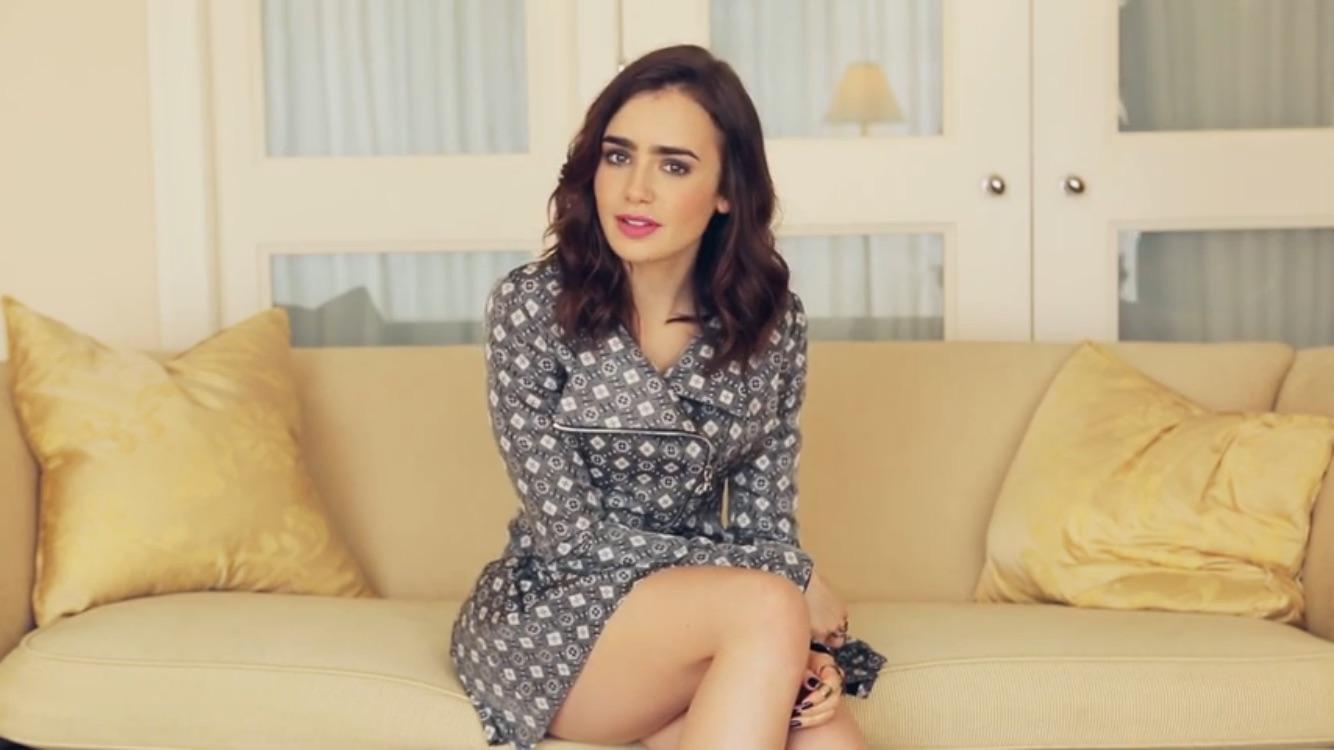 Lily Collins Is So Hot! : LilyCollins