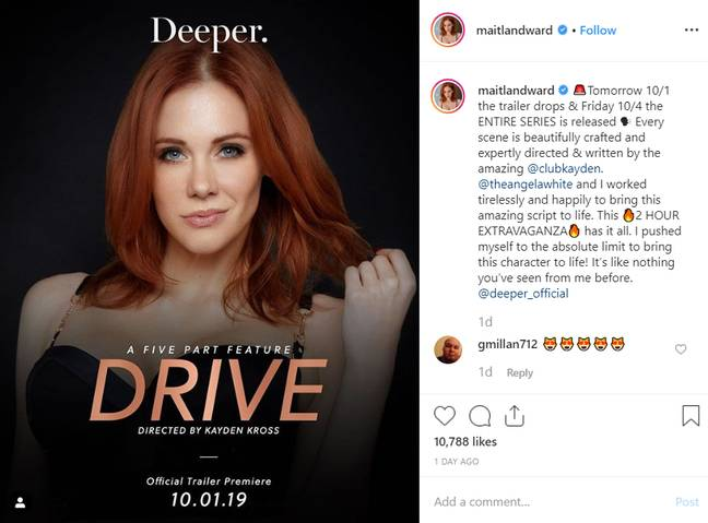 Former Boy Meets World Star Maitland Ward Makes First Porn ...