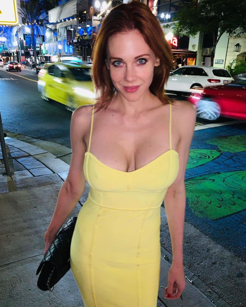 Porn Star Maitland Ward Loves Reading 'Erotic Bedtime Stories'