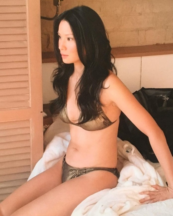 What are some stunning images of Lucy Liu? - Quora