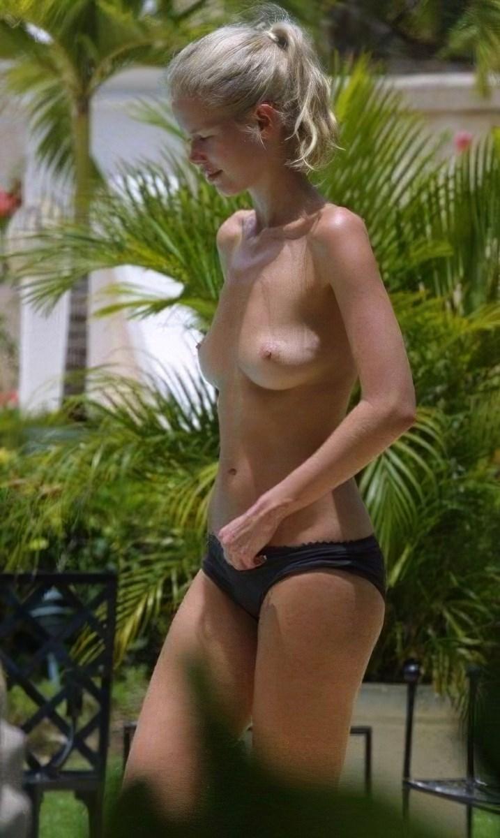 Claudia Peyton  nackt