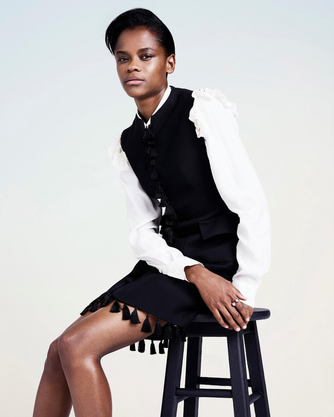 32 Hot Pictures Of Letitia Wright – Shuri From Black Panther ...