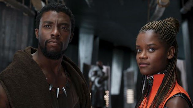Chadwick Boseman and Letitia Wright dissect the cultural impact of ...