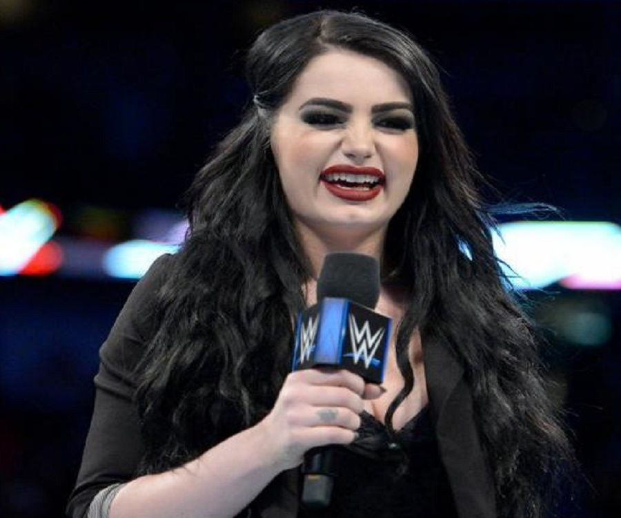 Paige (Saraya-Jade Bevis) Biography – Facts, Childhood, Family Life of  English Wrestler