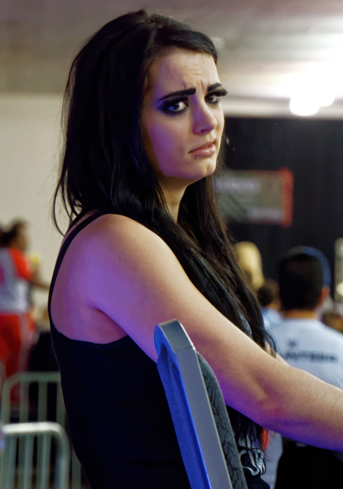 Paige (wrestler) - Simple English Wikipedia, the free encyclopedia