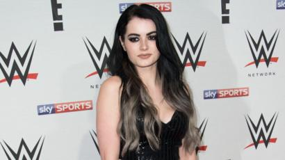 British WWE star Paige retires after neck injury - BBC News
