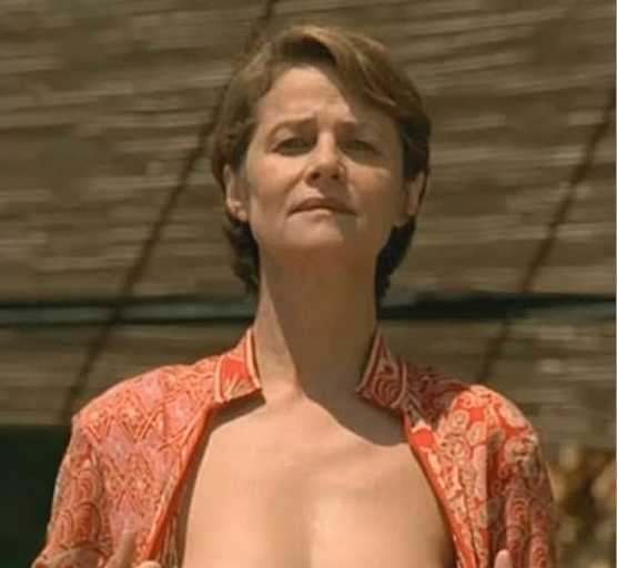 Charlotte Rampling at 57 | Middle-Aged Nude Scenes | Purple ...