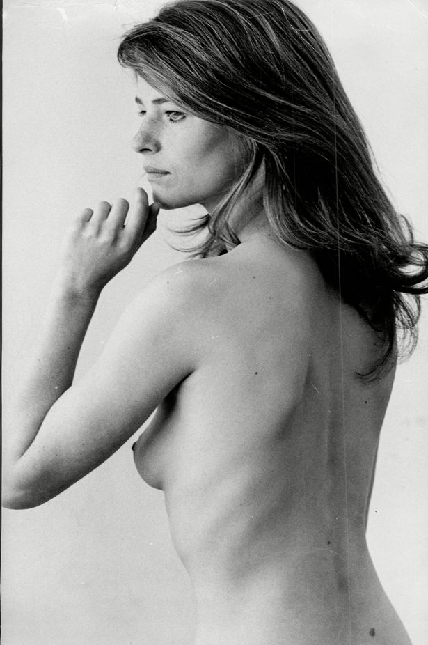 Charlotte Rampling naked in 1971: Her son says nude scenes ...