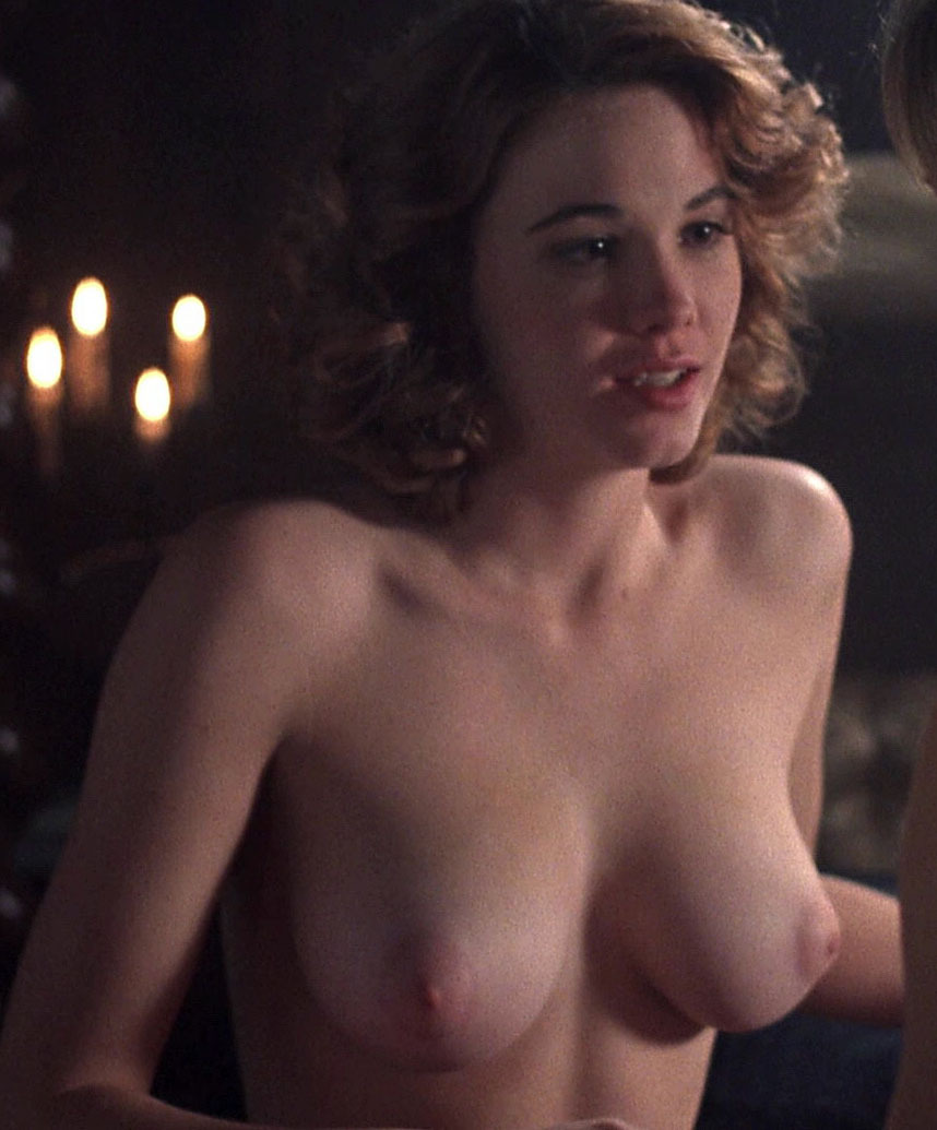 Reader Finds Emmy Rossum Topless Sean Young Topless Mia Goth ...