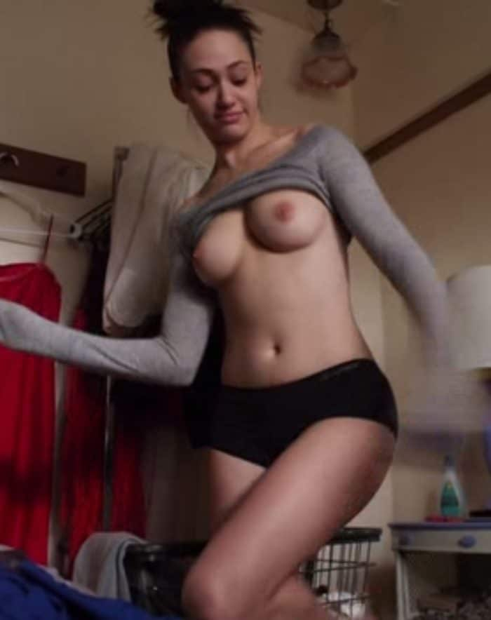 Emmy Rossum Nude, She Really Is