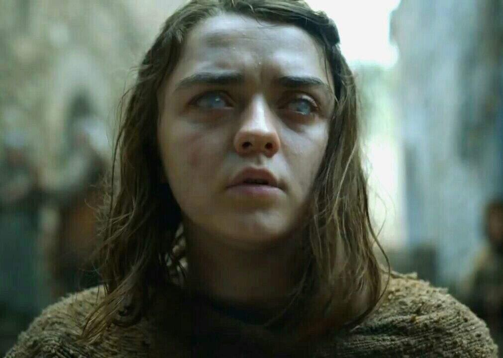 Game of thrones aria nude scenes Arya Stark Naked 40