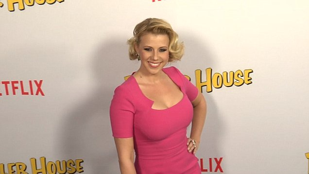 Jodie Sweetin returns as Stephanie at Fuller House premiere