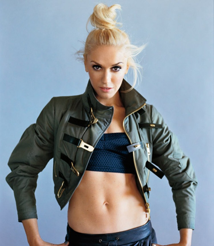 Gwen Stefani Sexy Badass Style in Marie Claire – Page 6 ...