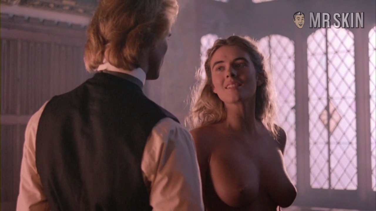 Elizabeth Hurley Nude - Naked Pics and Sex Scenes at Mr. Skin