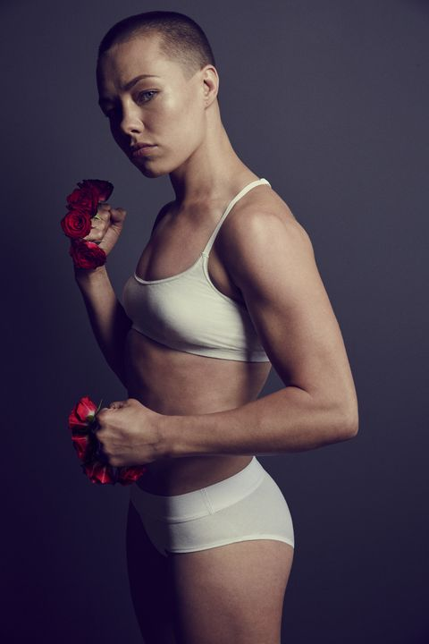 Why Mixed Martial Artist and Rising UFC Star Rose Namajunas ...