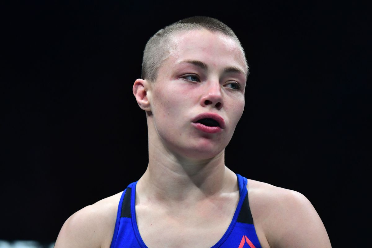 UFC strawweight Rose Namajunas featured in Women's Health ...