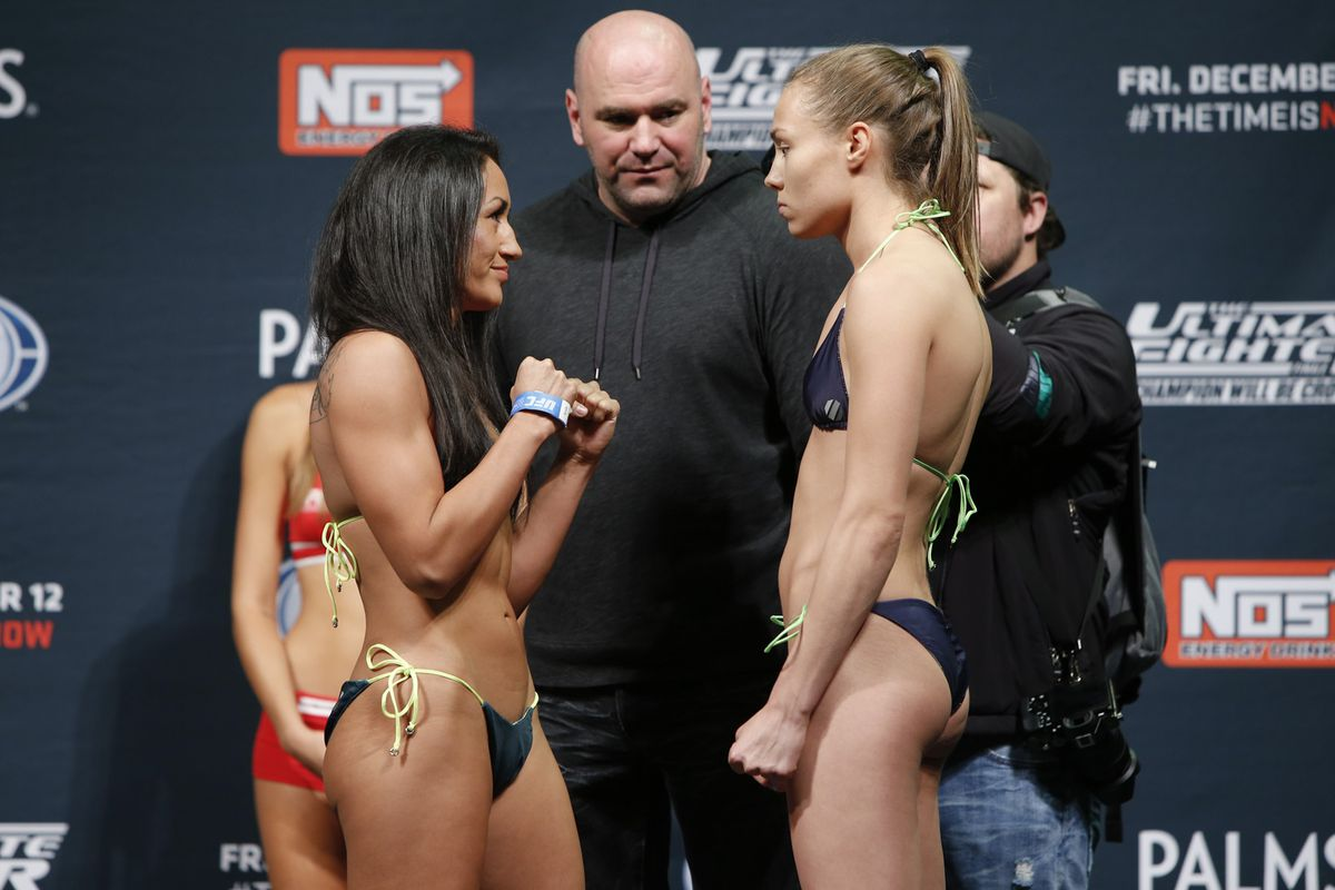 TUF 20 Finale Results: Esparza vs. Namajunas - MMA Fighting