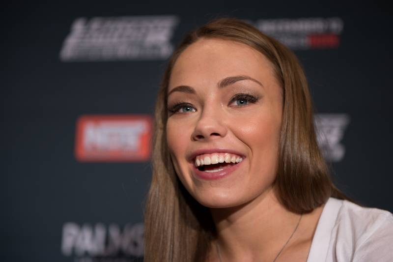 Rose Namajunas Finding Value in Patience and Experience ...