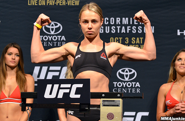 Wrestle World - UFC 192 results: Rose Namajunas puts Angela ...