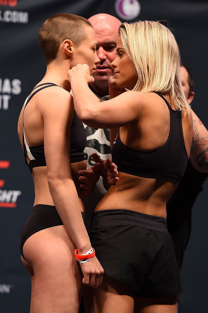 Submission of the Week: Rose Namajunas vs Paige VanZant | UFC