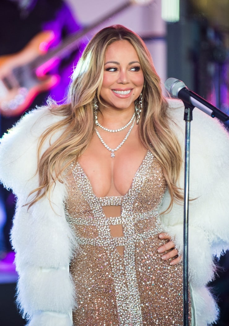 61 Sexy Mariah Carey Boobs Pictures Which Will Get All Of ...