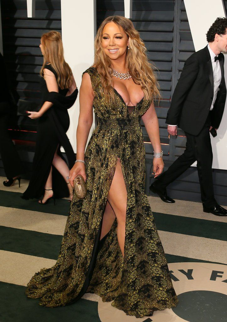 50 of Mariah Carey's Sexiest Outfits Since 1993 | Mariah ...