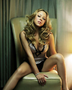 Details about Mariah Carey UNSIGNED photo - B58 - SEXY!!!!