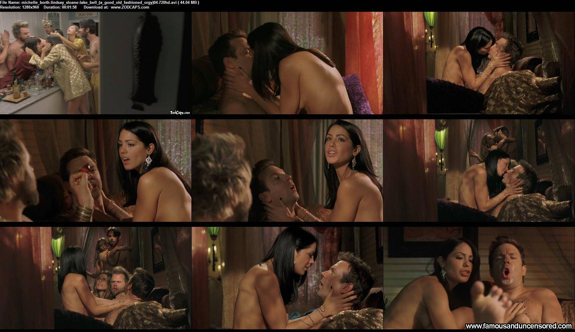 Lindsay Sloane A Good Old Fashioned Orgy A Good Old ...