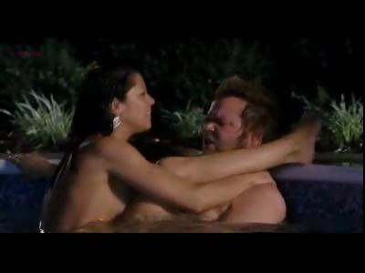 Lake Bell Michelle Borth and Lindsay Sloane having sex in a ...