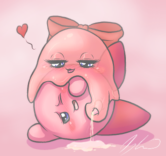 Kirby Porn gif animated, Rule 34 Animated