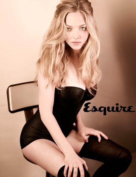Amanda Seyfried in Esquire HOT! | Sexy Esquire | Anna ...
