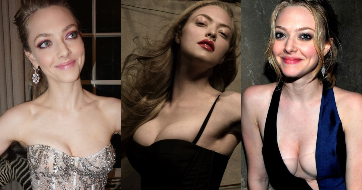 61 Sexy Amanda Seyfried Boobs Pictures That Are Sure To Make ...