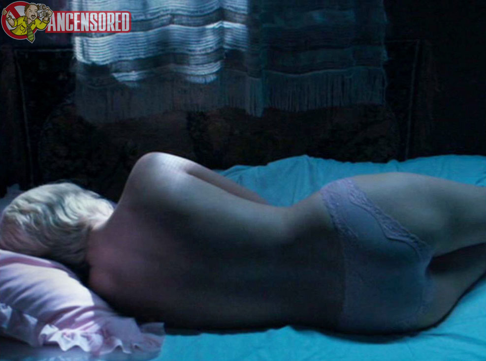 Naked Laura Harris in Severance < ANCENSORED